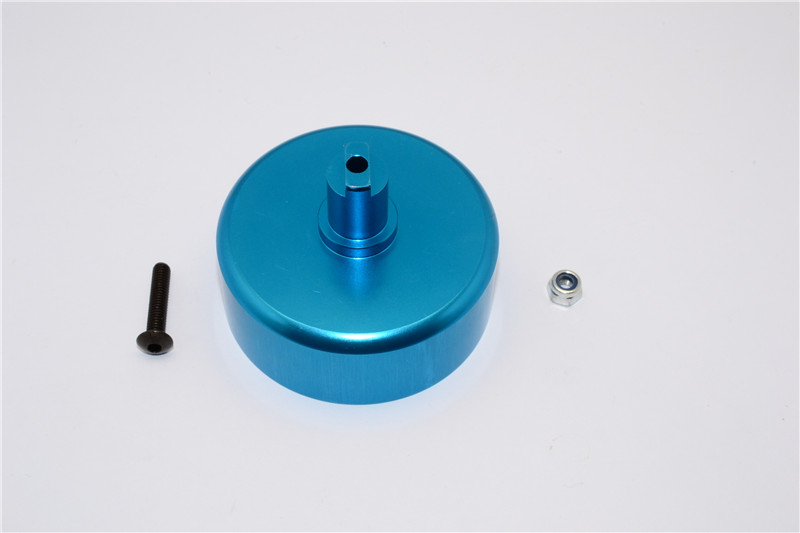 ALLOY CLUTCH BELL OF 5MM BORE WITH SCREW  & LOCK NUT FOR USE WITH PINIONS SBJ01618TO - 1PC SET (BAJA - BJ613-B