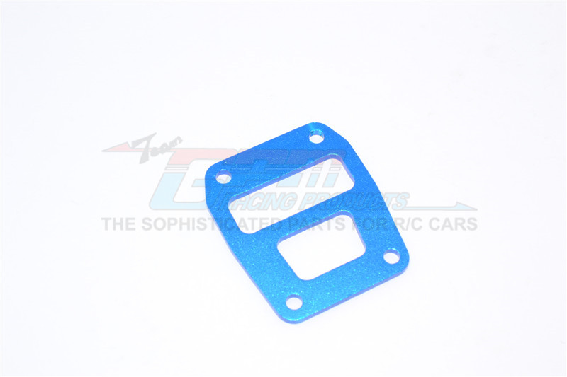 ALLOY CENTER DIFF PLATE - 1PC - BST038B-B