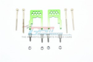 ALLOY REAR DAMPER MOUNT-1SET - CC030-G