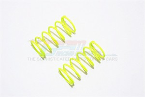 36MM LONG 1.2 COIL SPRINGS (INNER DIA.14.2MM, OUTER DIA.16.6MM) - 1PR  - DSP3612OD6-Y