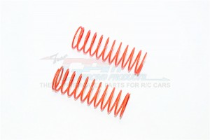 64.8MM LONG 1.5 COIL SPRINGS (INNER DIA.19.2MM, OUTER DIA.22.3MM) - 1PR  - DSP64815-OR