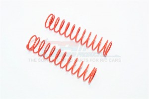 84MM LONG 1.6 COIL SPRINGS (INNER DIA.16.4MM, OUTER DIA.19.7MM) - 1PR  - DSP8416-OR