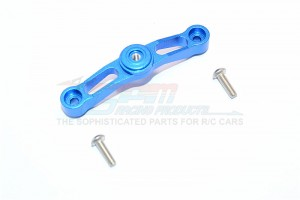 ALUMINIUM STEERING HOLDER - 1PC SET - ER048A-B