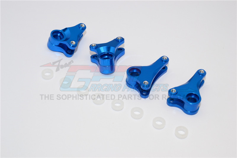 ALLOY FRONT+REAR ROCKER ARM - 4PCS SET - ERV027-B