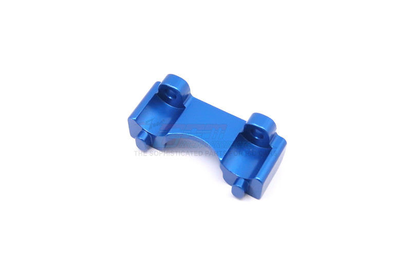 GPM Racing Alloy Front Shock Mount - 1pc Blue