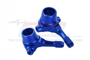 ALUMINIUM FRONT KNUCKLE ARM SET - 1PR   (FOR GF01 / TL01) - GF021-B