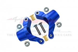 ALUMINIUM REAR KNUCKLE ARM - 1PR SET   (FOR GF01 / TL01) - GF022-B