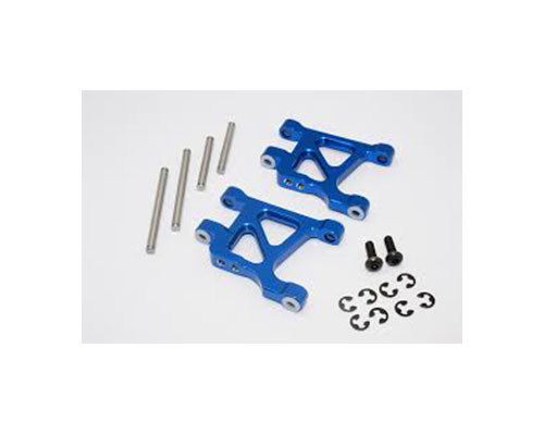 ALUMINIUM REAR LOWER ARM - 1PR SET   (FOR TL01 / GF01 / WILD WILLY 2) - GF056-B