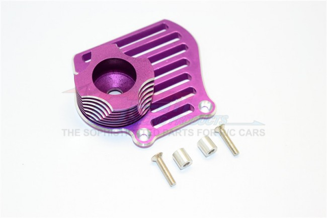 TOP COVER + 8 HEATSINK FOR 12 CV ENGINE - H12LD-P