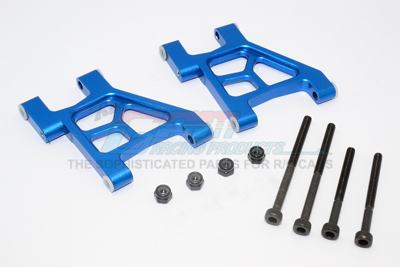 ALUMINIUM REAR LOWER ARM - 1PR - HM1056-B