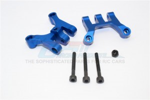 ALUMINIUM FRONT/REAR GEAR BOX MOUNT  - 2PCS SET - K5013A-B