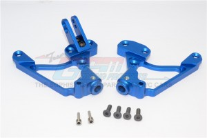 ALUMINIUM FRONT SHOCK TOWER - 2PCS SET - K5028-B