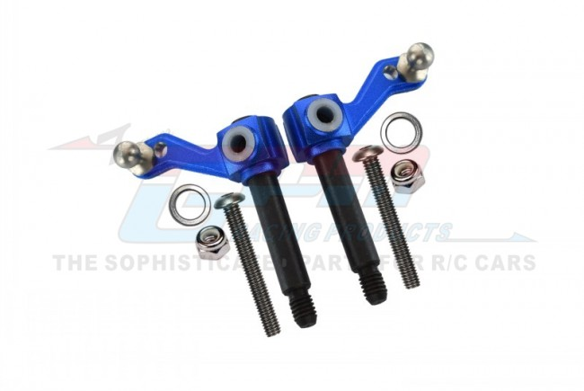 ALUMINIUM FRONT KNUCKLE ARM - 1PR SET - LB021-B