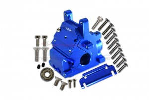 ALUMINUM FRONT/REAR GEAR BOX -25 PC SET	 - MAK012-B