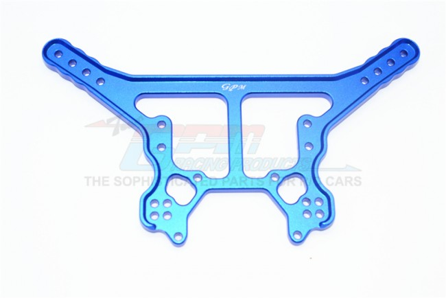 ALUMINUM REAR DAMPER PLATE -1PC SET	 - MAK030-B