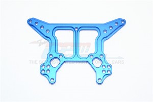 ALUMINUM REAR DAMPER PLATE -1PC SET	 - MAS030-B