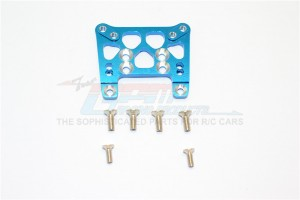 ALLOY FRONT DAMPER TOWER WITH SCREWS - 1PC SET - MIF2028-B