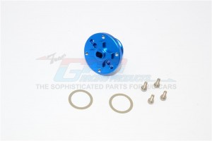 ALUMINIUM HEAVY DUTY DIFFERENTIAL LOCKER - 1PC SET (FOR YETI, SMT10 MONSTER JAM AX90055) - MJ050F/R-B