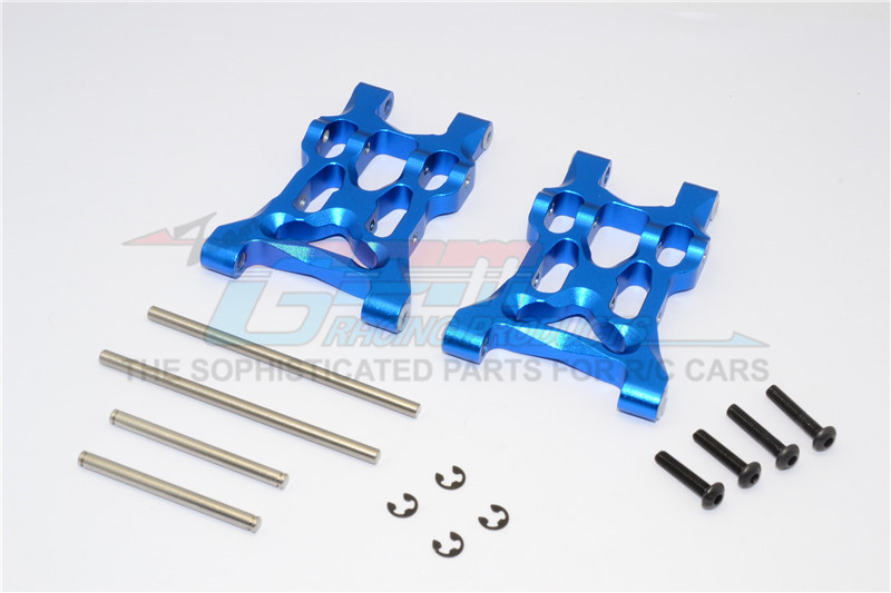 ALLOY FRONT/REAR LOWER ARM-1PR SET - MSV055-B