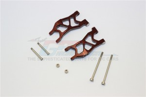 ALUMINUM FRONT ARMS - 8PC SET	 - MYT055-BR