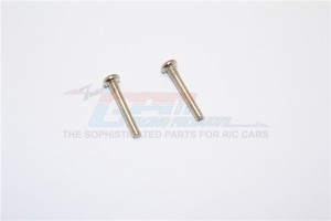 STAINLESS STEEL HALF THREAD SCREW SHAFT FOR ORIGINAL SWING ARMS -2PC SET - MYTACC-S