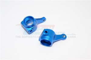 ALLOY FRONT KNUCKLE - 1PR - RUS021-B