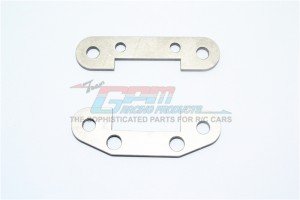 STAINLESS STEEL STABILIZING MOUNT FOR FRONT LOWER ARM & FRONT GEARBOX -2PC SET - SB055FRS-OC