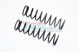SPARE SPRINGS 2.5MM ( COIL LENGTH ) FOR REAR SHOCKS (170MM) -2PC SET - SB170R/L/SP-BK