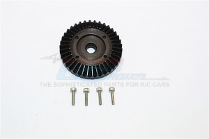 STEEL RING GEAR - 1PC SET  - SMJ1200/G1-BK