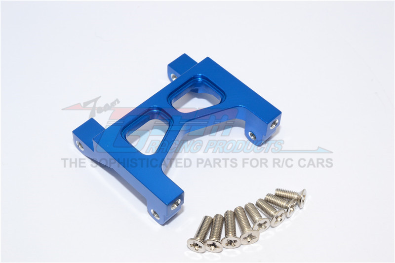 ALLOY MOUNT CONNECTING MAIN CHASSIS & SUB-CHASSIS - 1PC - SP2015-B