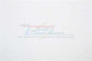 PLASTIC TIE ROD PLATE (-0.2MM TOE-OUT)  - 1PR - TM049/-0.2-W