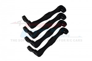 ALUMINIUM SIDE SKIRT MOUNT - 4PCS (FOR FORD AEROMAX) - TRU032-BK