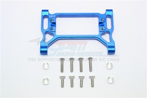 ALUMINUM FRONT SERVO MOUNT -13PC SET - TRX4024-B