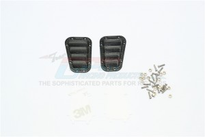 TRX4 FENDER VENT-36PC SET - TRX4ZSP1-BK