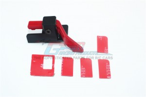 SCALE ACCESSORIES: EASY SWITCH FOR TRX-4 -6PC SET		 - TRX4ZSP9A-OC