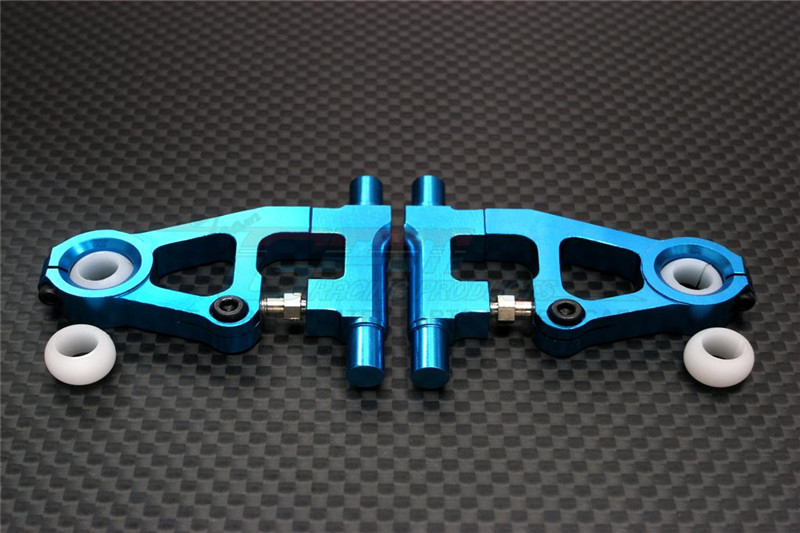 ALLOY FRONT UPPER ARM - 1PR (DRIFT) - TT054D-B