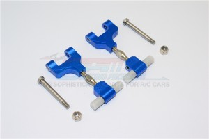 ALLOY REAR ADJUSTABLE UPPER ARM - 1PR - TT2057-B
