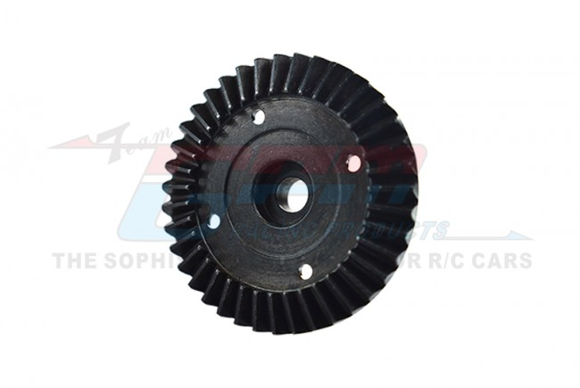 STEEL RING GEAR - 1PC  (FOR TT02/TT02B) - TT2100/G1-BK
