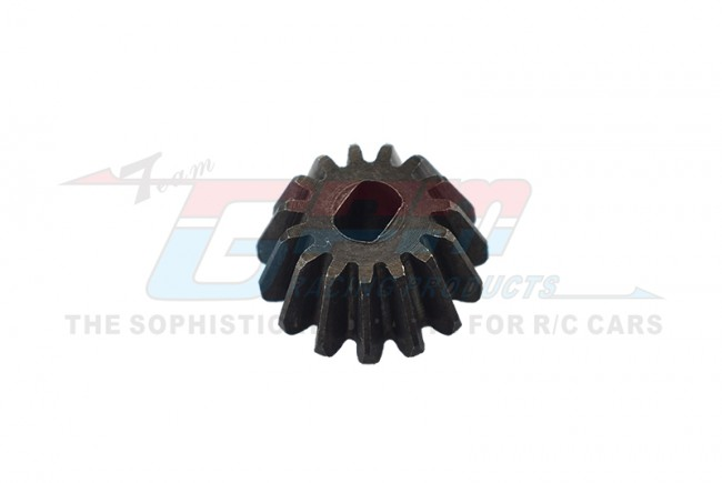 STEEL PROPELLER SHAFT GEAR - 1PC  (FOR TT02 / TT02B) - TT2100/G2-BK