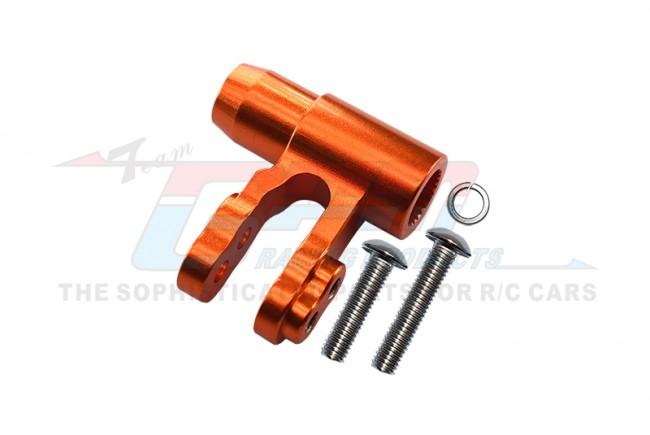 GPM Racing Aluminium Steering Post - 1pc Set Orange