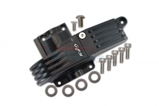 GPM Racing Aluminum Main Gear Cover -9pc Set