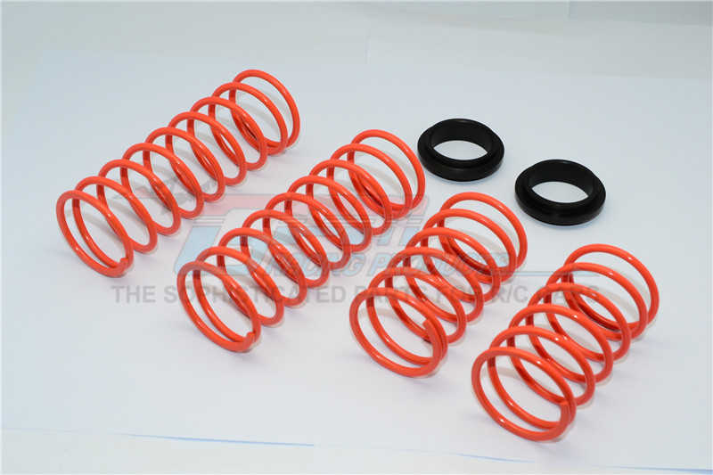 2.8MM COIL SPRINGS FOR ORIGINAL OR OPTIONAL SHOCKS TXM12170 - 1SET - TXMSP28-OR