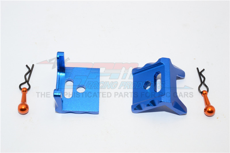 ALUMINIUM BATTERY HOLDER - 1SET - WTN0126-B
