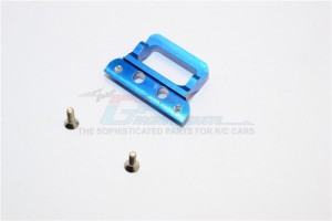 ALLOY BODY LOCK PLATE WITH SCREWS  (FOR RSX)- 1PC SET - XM330RSX-B