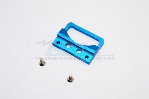 ALLOY BODY LOCK PLATE WITH SCREWS  (FOR SUPRA)- 1PC SET - XM330SUPRA-B