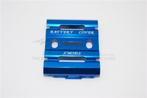 ALLOY BATTERY HEAT SINK COVER - 1PC - XME303-B