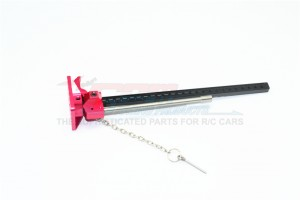 SCALE ACCESSORIES: CAR JACK FOR CRAWLERS -1PC SET - ZSP021-R