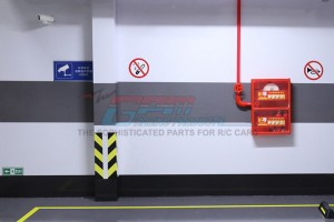 PRIVATE PARKING GARAGE SET -1PC - ZSP035-OC